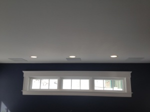 in ceiling surrounds