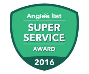angies list super service award 2016
