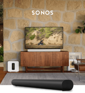 Sonos Arc available at South Shore Audio and Video Weymouth MA